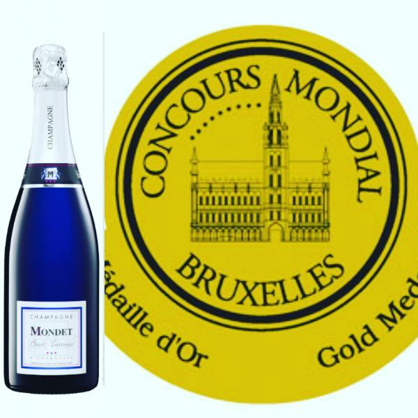 MEDAILLE OR BRUXELLES