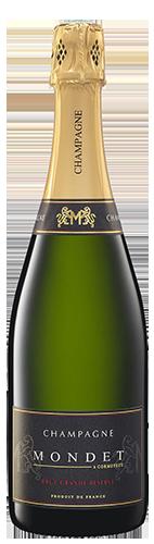 Brut Grande Réserve - Champagne Mondet