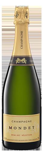 Demi-sec - Champagne Mondet