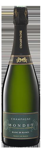Blanc de Blancs - Champagne Mondet