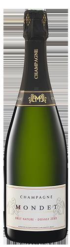 Brut Nature - Champagne Mondet