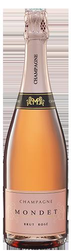 Brut Rosé - Champagne Mondet