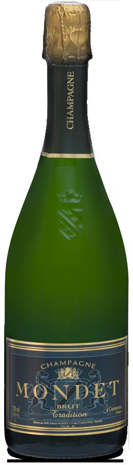 Brut Tradition Champagne Mondet
