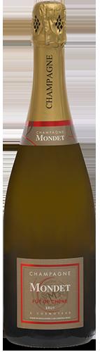 Brut fût de chêne - Champagne Mondet