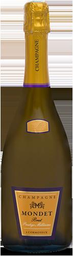 Prestige Millésime 2011 - Champagne Mondet