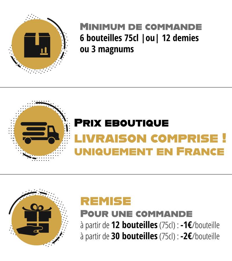Champagne Mondet offres Eboutique