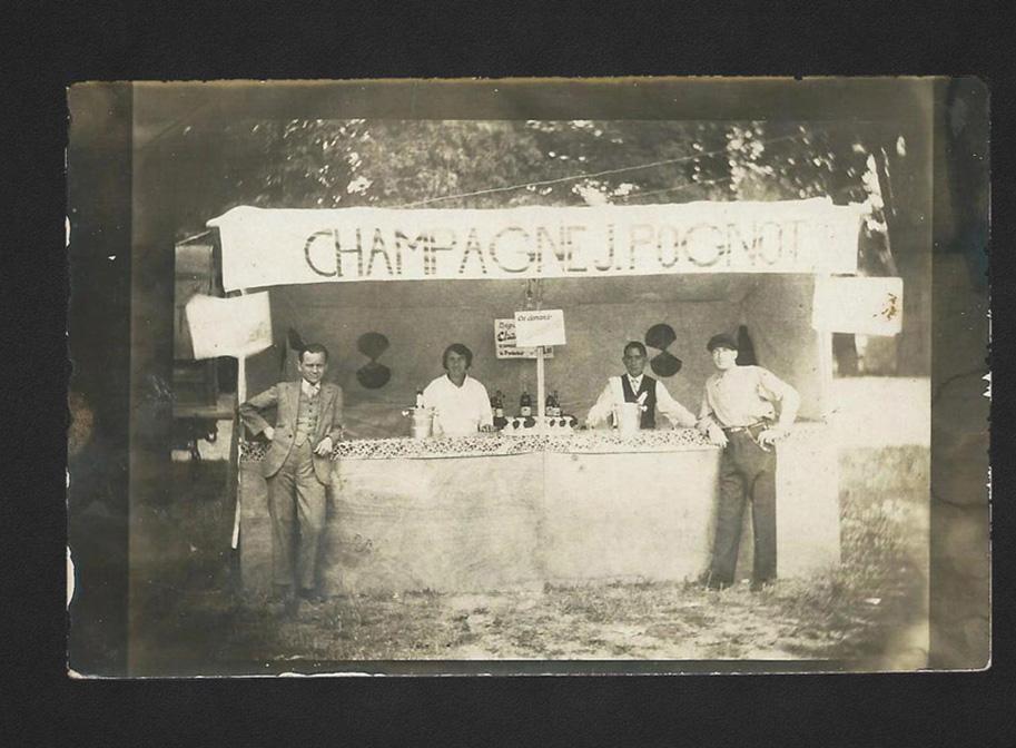 Jeanne et Jean Pognot