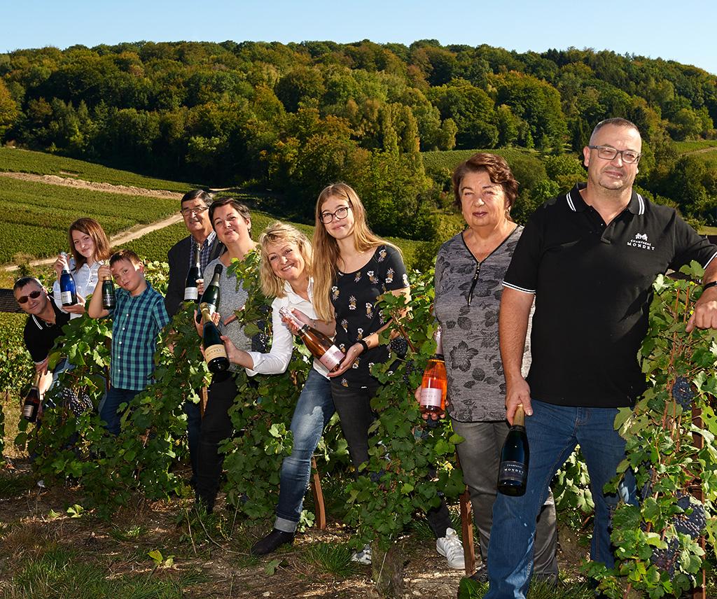 Champagne Mondet Propriétaire Vigneron à Cormoyeux